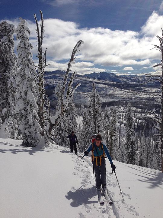 Backcountry-skiing-IDBurgdorf-Hot-Springs-8