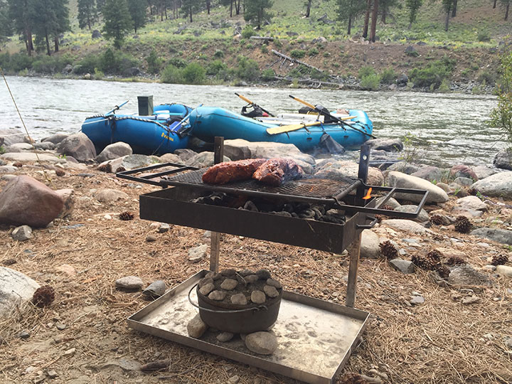 Middle Fork Salmon River Idaho Otis Craig